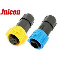 China Waterproof 5 Pin Male Female Connector Assembly Type For Landscape Lights wholesale