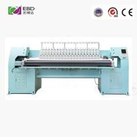 Buy cheap High Speed 4 Colors Quilting Embroidery Machine Working Width 2850mm from wholesalers