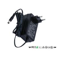 China 5V 9V 12V 24V Switching Power Adapter 0.5A 1A 1.5A 2A With 3.5X1.35 mm Dc Plug wholesale