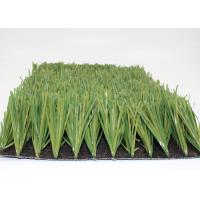 Buy cheap Synthetic Football Artificial Grass With Strong Stem Fire Resistant SGS Approved from wholesalers