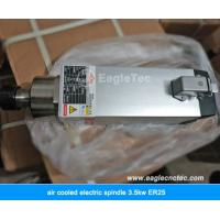 China Air Cooled CNC Spindle 3.5kw ER25 Model. GDZ93X82-3.5 For Sale wholesale