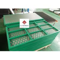 China Custom Industrial Sieves And Screens Lightweight API RP 13C Approved wholesale