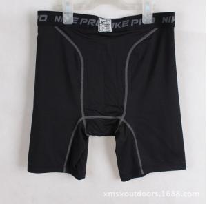 China Men Running Short Sports Tights Football Basketball Compression Short wholesale
