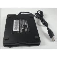 China Black 1.44M / 720K Floppy Disk Driver For Windows XP Win7 Win8 Mac System wholesale