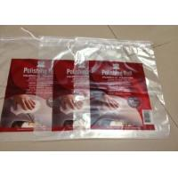 China Biodegradable Hot products customized laundry drawstring poly bag plastic laundry bag for hotel,18