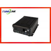 China 4G 1080P Vehicle Mobile NVR With GPS WiFi Hard Disk ROHS Certificated wholesale