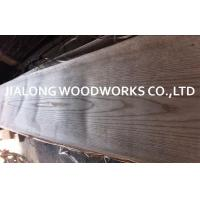 Quality Thin Russia Ash Natural Sliced Crown Cut Wood Veneer Sheet For Plywood for sale