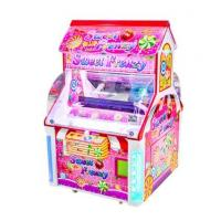 China Sweet Frenzy High quality children 2 player candy machine vending sugar gift game machine wholesale