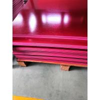 Buy cheap EN45545 certified GPO-3 sheet made from polyester and glass fiber from wholesalers
