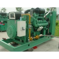 Quality Low Noise, Economical 310KW Doosan Daewoo Natural Gas Powered Generators for sale