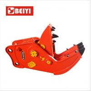 China BEIYI BYHC250 Primary excavator stone crusher secondary demolition hydraulic pulverizer wholesale