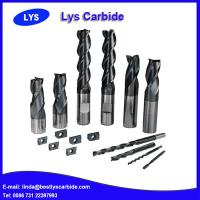 China End Mill/Carbide Metric End Mills/Milling Tooling wholesale