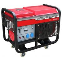 Quality Air-cooled Open Type Portable Diesel Generator VDG12-3 with Low Fuel Consumption for sale