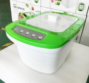 China 6L Household Ultrasonic Cleaner / Ultrasonic Ozone Vegetable Cleaner High Clean1800W wholesale