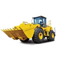 China 9000kg Front Compact Wheel Loader Construction works XCMG 3600mm wholesale