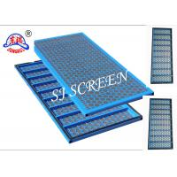 Buy cheap Oil Drilling Steel Frame Screen for Solid Control Equipment King Cobra 1251*635 from wholesalers