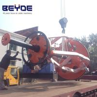 China Large 1600 / 1+6 Cable Making Machine 188-419 R / Min Taping Speed wholesale