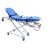 China FDA / CE / ISO Automatic Loading Ambulance Stretcher High Strength Aluminum Alloy wholesale