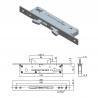 China Single Point Lock Body wholesale