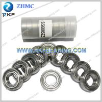 China Stainless steel ball bearing SS6005ZZ bore 25mm OD 47mm Thick 12mm,Made In China,ISO9001,ISO14001 wholesale