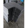China Multi Function Polished Granite Floor Tiles / Black White Galaxy Granite Floor Tiles wholesale