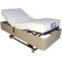 China Home Care Patient Rotary Hi Lo Beds , Electric Movable High Low Beds wholesale