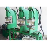 Buy cheap Luggage Furniture Hydraulic Punching Machine , Pipe Hole Punching Machine from wholesalers