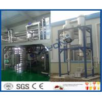 Buy cheap 500-2000kg per hour Fruit Processing Industry palm Date Juice Processing Line from wholesalers