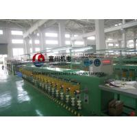 Buy cheap Ultra Fine Copper Wire Tube Annealing Machine , Energy Saving Wire Tinning Machine from wholesalers
