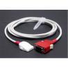 China 20 Pin Masimo Rainbow Sensor Cable , Masimo Portable Pulse OximeterCable wholesale