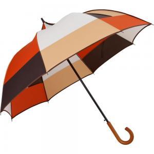 Buy cheap Wooden Handle Folding Golf Umbrella Woman , Lightweight Golf UmbrellaAlternative Colors from wholesalers