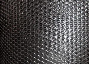 China ISO9001 Black Flat 20X20mm Hdpe Netting For Breed wholesale