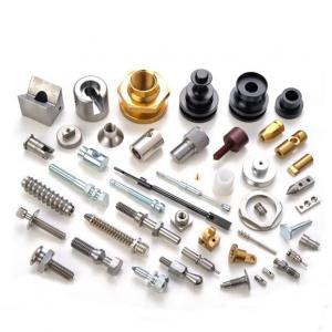 China Anodized AL6061 Aluminum CNC Machining Parts wholesale