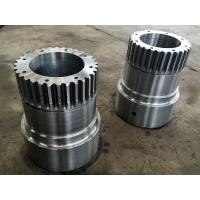 China AISI 1045 AISI 4140 AISI 4340 42CrMo4 Forged Forging Steel Gear Pistion Coupling wholesale