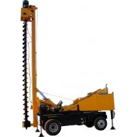 China hot selling ,HF360-11 small piling rig ,piling driver ,screw piling machine on sale
