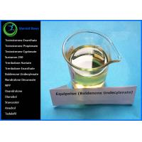 Buy cheap Injectable Grade Pale Yellow Liquid Boldenone Steroids Equipoise Boldenone Undecylenate For Bodybuilding from wholesalers