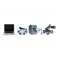 Buy cheap 600mm CCTV Pipe Inspection Equipment from wholesalers
