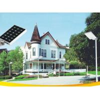 China High Brightness Cable Solar Garden Lights 12W Intelligence Induction System on sale