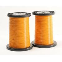 Buy cheap Class F 155 0.15 - 1.0 mm Triple Insulated Wire Enameled Copper Wire from wholesalers