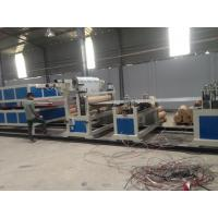 Quality Coil Coating Aluminum Composite Panel Production Line 1.0mm - 5.0mm  thickness 1220mm - 2050mm width wholesale