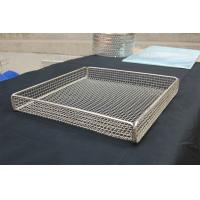 China Stainless steel washing basket wholesale