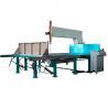 China CNC Full Automatic Vertical Polyurethane Foam Sheet Cutting Machine wholesale