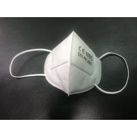 China Earloop Style Disposable N95 Face Mask Skin Friendly With No Pressure To Ears wholesale