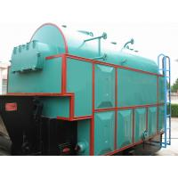 Quality Closed Vessel Mechanization Combustion Coal Fired Steam Boiler for sale