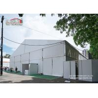 China High end aluminum and PVC big outdoor promotion marquee celebration tent for event, outdoor event marquee tent wholesale
