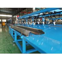 Quality 18 stations Solar Roll Forming Machine , 1.0 - 3.0mm Omega purlin making machine wholesale