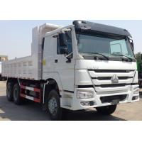 Buy cheap Sinotruk Howo Tipper Dump Truck 6x4 For Construction Material And Mine Delivery from wholesalers