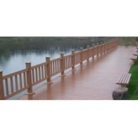 Quality Engineered Garden WPC Decking Flooring with Wood Plastic Composite for sale