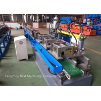 Buy cheap Construction T Grid Cold Rolling Steel Bar Making Machine Ceiling Roll Forming from wholesalers