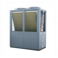 China Gavanized Steel Housing Air Source Heating And Cooling Heat Pump Water Heater wholesale